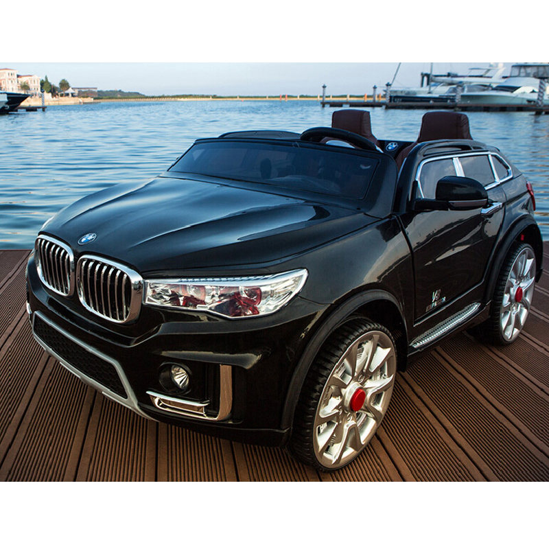 Bmw X7: BMW X7 Style Two Seats Kids Ride On Car With 2.4Ghz Remote