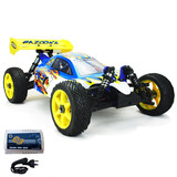 HSP 2.4ghz RC Car TOP Version BAZOOKA 4s lipo 1/8 Brushless Motor 4WD Off Road RTR Buggy