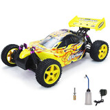 New HSP RC CAR 1/10 2.4ghz  2Speed Nitro 4WD Off-Road Buggy