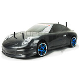 HSP 2.4G 1/10 Brushless Motor On Road Drifting RC Car GRAY