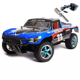 HSP 2.4Ghz RC Car 1/10 Nitro Gas Destrier Short Course Rally Monster Truck