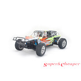 HSP 2.4ghz RC Car 1/10 4WD Brushless Motor Trophy Truck+Lipo Battery