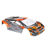 HSP 1/10 RC On Road Drift Car Body Shell Part 10030-1