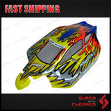 HSP 1/8 RC Car Buggy Painted Body Shell Part 81344