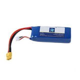2 pc Lipo Battery 2200mah 7.4V 30C  For RC Plane helicopter