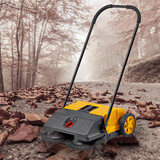 INDUSTRIAL FLOOR Manual SWEEPER HEAVY DUTY 25L WET DRY 2200SQM/HOUR