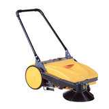 INDUSTRIAL FLOOR Manual SWEEPER HEAVY DUTY 30L WET DRY Fine Sand 3680SQM/HOUR