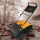 INDUSTRIAL FLOOR Manual SWEEPER HEAVY DUTY 50L WET DRY 3000SQM/HOUR
