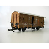 New Model Train Cargo Carriage Item 5804