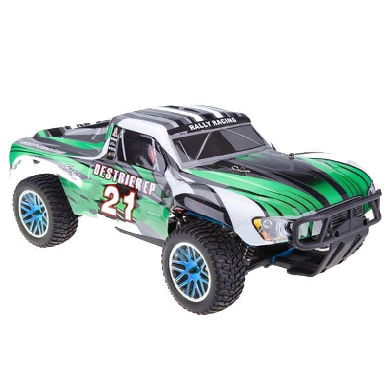 HSP Remote Control RC Car 1/10 Electric Brushless Short Course Rally Truck 17093