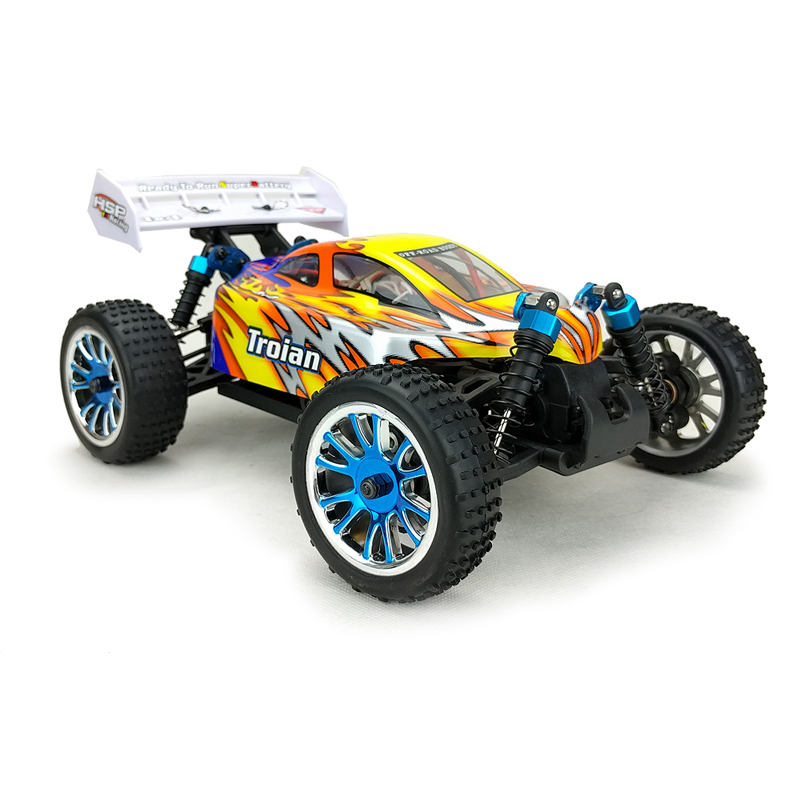 HSP RC Car 1/16 Electric Remote Control Off road RTR Buggy 94185 Yel