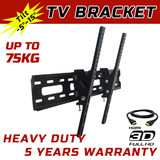 LCD LED TV WALL MOUNT BRACKET 37 42 46 50 52 60 62 63 3m HDMI