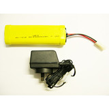 RC Car Boat 7.2V 2400 mAh Battery With Charger