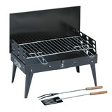 Devon Picnic Fordable Charcoal Grill Bbq Outdoor Camping