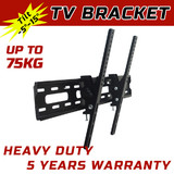 Lcd Led Plasma Tv Flat Tilt Wall Mount Bracket 37 42 46 50 52 60 62 63