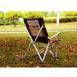 Aluminium Folding Camping Chair Picnic Outdoor Patio Garden Fishing
