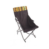 Comfortable Aluminium Folding Camping Chair Picnic Outdoor Patio Garden Fishing