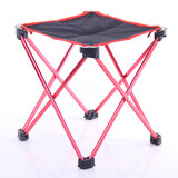 Mini Portable Outdoor Folding Stool Camping Fishing Picnic Chair Small Seat Ty-301G