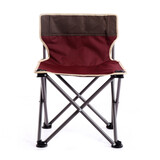 Small steel Folding Camping Chair Picnic Outdoor Patio Garden Fishing TY1432