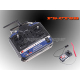 FS RC Plane Heli 2.4Ghz 6CH Transmitter Receiver CT6B mode 1