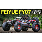 Feiyue Fy07 Desert 1/12 2.4G 4Wd Brushless Motor Rc Off-Road Cross-Country Buggy