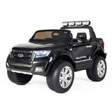 Licensed 4WD 4x4 Ford Ranger kid Ride On Car Truck Remote Control Black