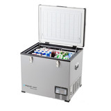 Freeze-Way 75L Car Boat Portable Fridge Freezer Home Cooler Camping Caravan