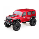 HSP RGT EX86100 2.4Ghz 1/10 Electric 4Wd Rc Car Rock Crawler Climbing Off Road Hobby Red