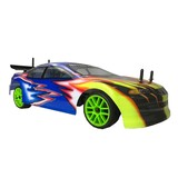 New Remote Control Hsp Sonic 1/10 Rc Nitro Car On-Road Racing 94102 01024