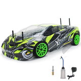 New Remote Control Hsp Sonic 1/10 Rc Nitro Car On-Road Racing 94102