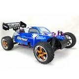 Hsp Rc Remote Control Car 1/10 2.4Ghz 2Speed Nitro 4Wd Off-Road Buggy 10749 10750