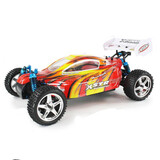 RC Remote Control Car HSP Top Version 1/10 Brushless Buggy with 3S lipo and 100A ESC Red
