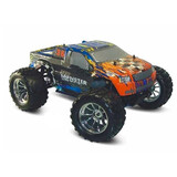 Hsp 1/10  Monster Rc Truck 94108 2.4Ghz Remote Control Nitro 4Wd Off Road Rc Car 88042