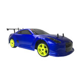 Remote Control HSP Racing Sonic 1/10 Rc Nitro Car On-Road Racing 94122 GTR Blue