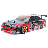 HSP Remote Control 1/10 Flying Fish T2 On road Drifting RC Car Nissan Skyline R34