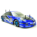 Hsp Remote Control 2.4G 1/10 Flying Fish T2 On Road Drifting Rc Car Porsche 911