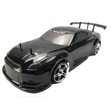 Hsp Remote Control 2.4G 1/10 Flying Fish T2 On Road Drifting Rc Car GTR Black