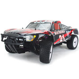 Hsp 2.4Ghz Rc Remote Control Car 1/10 Electric Rally Short Course Rc Truck 55902