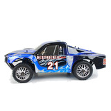 HSP 1/10 Remote Control RC Car Brushless Short Course Rally Truck Pro+ Lipo Battery
