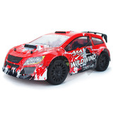 HSP 94348 Wildwind 2.4Ghz Electric 4WD 1/14 Scale On Road Rally RC Car