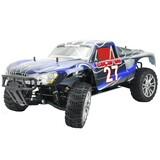 Hsp Remote Control 1/8 Rc Car Off Road Nitro Gas Short Course Monster Truck