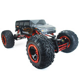 Hsp Remote Control Rc 1/8Th Climber Rock Crawler 4Ws Truck T2 Version All Wheel Streeing