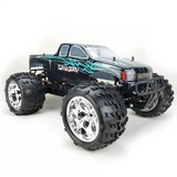 Remote Control HSP 1/8 Brushless 4WD RTR RC Truck Car With Twin Lipo Batteries