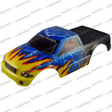 HSP 1/10 RC Car Truck Painted Body Shell Part 88026
