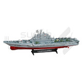 76cm Remote CONTROL AIRCRAFT CARRIER RC WARSHIP HT2878A