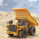 New RC 1:18 6CH RC Rooter Truck RTR with Movable Lifting Arm 1540