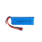 Wltoys 7.4V 2200mAh 20C 2S T Plug Lipo Battery for 10428 10428A/B/C/A2/B2/C2 K949 Rc Car