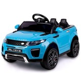 KIDS Ride On Car RANGE ROVER EVOQUE Inspired 12V Children Toy Motorised Blue