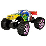 Rock Crawler King  (1:10 Scale) Rc Car Remote Control Off Road 4Wd Vehicle 4Wd07