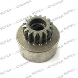 Hsp Parts 02107 Clutch Bell Gear (Single Speed) For 1/10 Rc Car